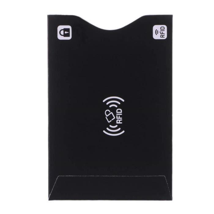 CABLING® Protége carte Anti RFID-NFC Protection Carte bancaire sans Contact,