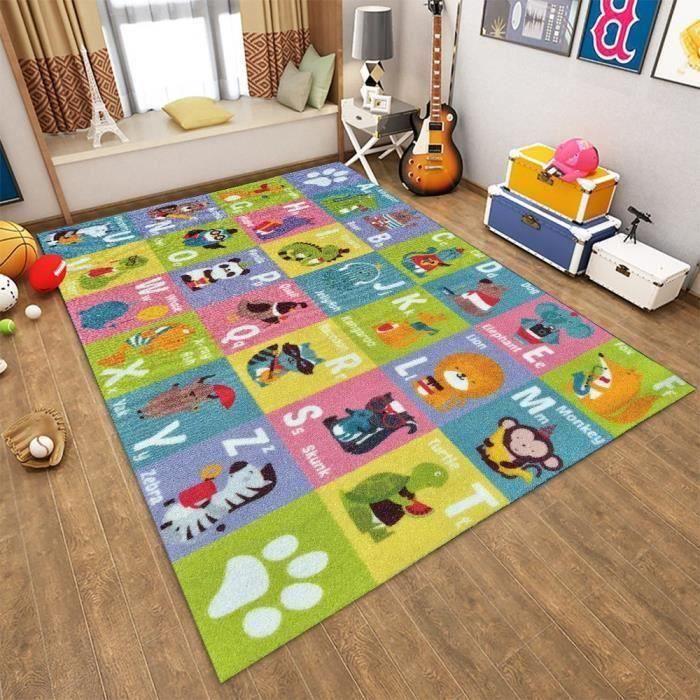 Route enfants Tapis Tapis de jeu pour Playmat jouer Govec des voitures et des jouets_X4238 Go31313