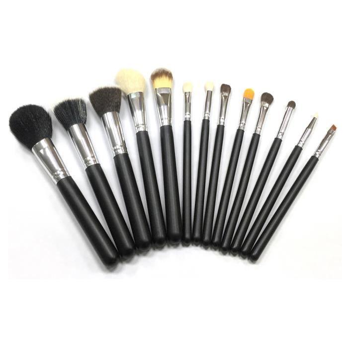 Beautélive Kit pinceaux maquillage Cléopâtre 13 pinceaux, - Pinceaux et accessoires Maquillage