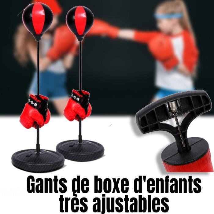 70-105cm Sac de Frappe Boxe Autoportant Tumbler sur Pied pour Fitness-BEL51