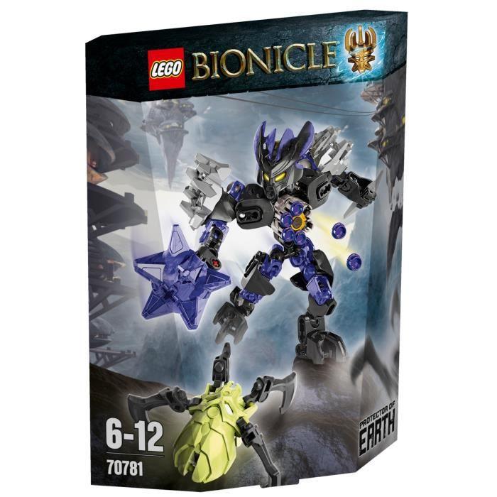 LEGO® Bionicle 70781 Protecteur de la Terre