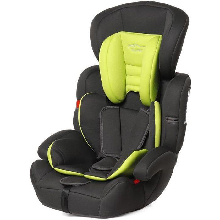 NEUFU Siège Auto évolutif Confort up GROUPE 123 - 9 à 36kg ECE R44/ 04 - Vert