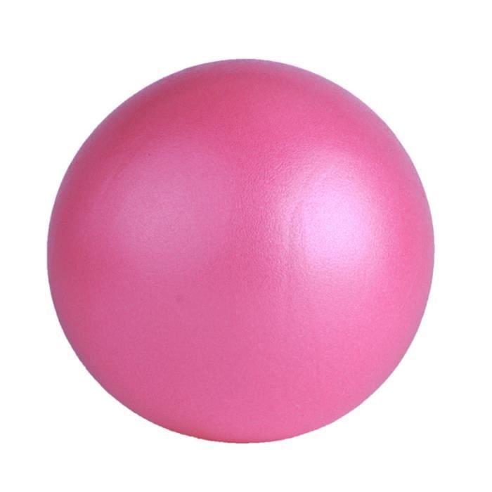Petite balle de Pilates d'exercice de Yoga pour le renforcement du noyau à la maison TAPIS DE SOL - TAPIS DE GYM - TAPIS DE YOGA