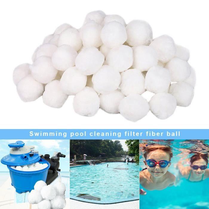 ROKOO Balles filtrantes aqualoon pour filtre à sable-500g