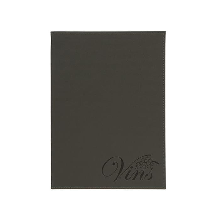Carte des vins A4 Design Velvet 0,7 PVC