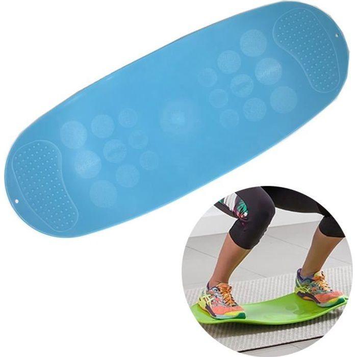 SURENHAP - Planche d'équilibre Torsion Fitness pour muscles et jambes abdominaux - 60 * 25 * 0.8cm - Rithok -a98gs