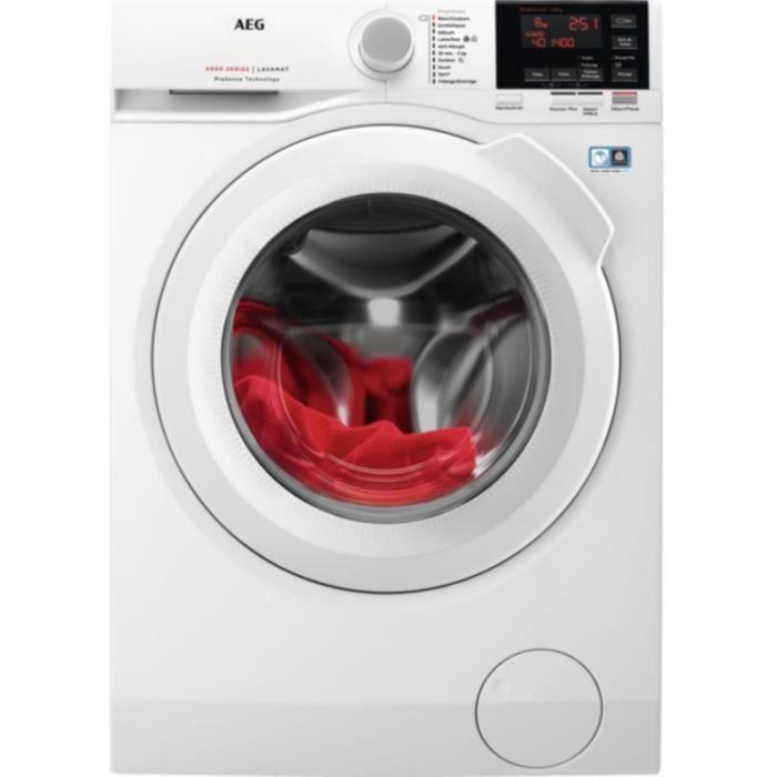 Photo de lave-linge-hublot-aeg-l6fbr842g-%e2%80%a2-lave-linge-%e2%80%a2-gros-electromenager