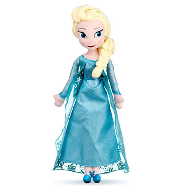 demarkt reine des neiges frozen princesses elsa poup e en peluches s 40cm achat vente. Black Bedroom Furniture Sets. Home Design Ideas