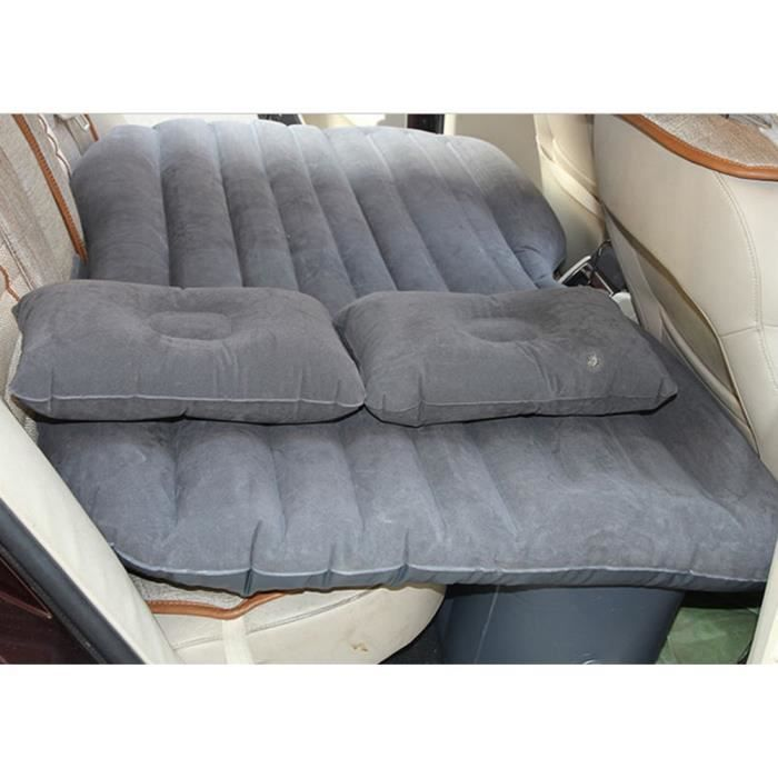 voiture gonflable lit 2016 car back seat car air mattress voyage lit matelas gonflable air bed. Black Bedroom Furniture Sets. Home Design Ideas