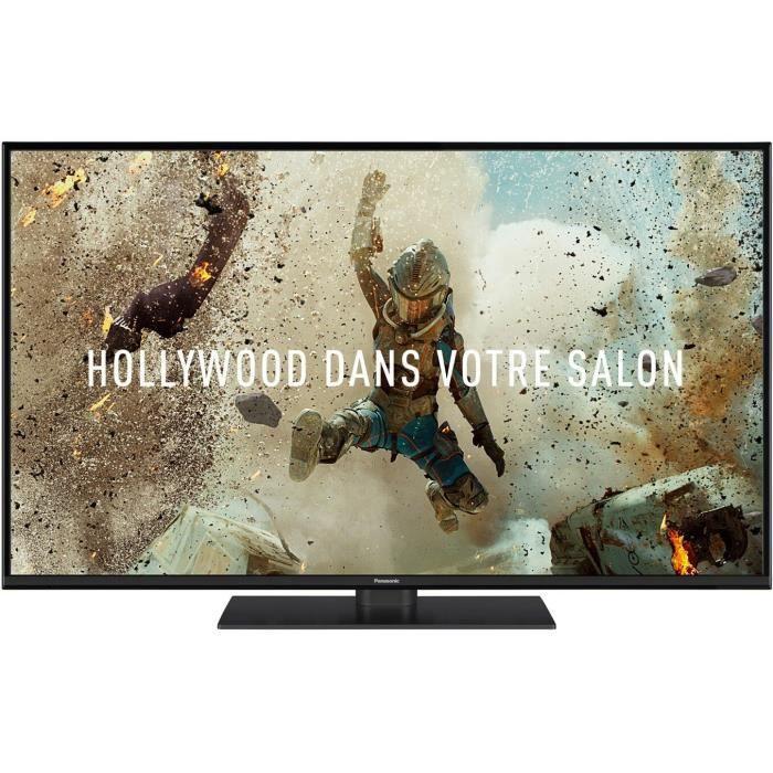 """Téléviseur LED PANASONIC 55FX550E TV LED 4K UHD - 55"""" (139cm) - H"""