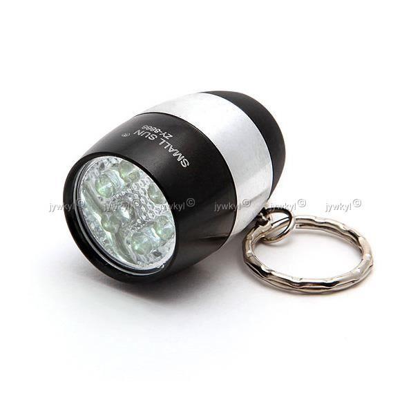 /'Deux ânes/' porte-clés torche LED lampe de poche KT00012192