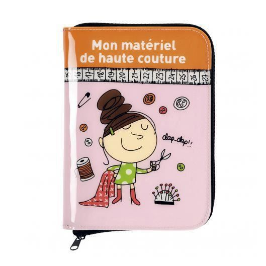 Trousse couture garnie haute couture achat vente for Trousse couture garnie