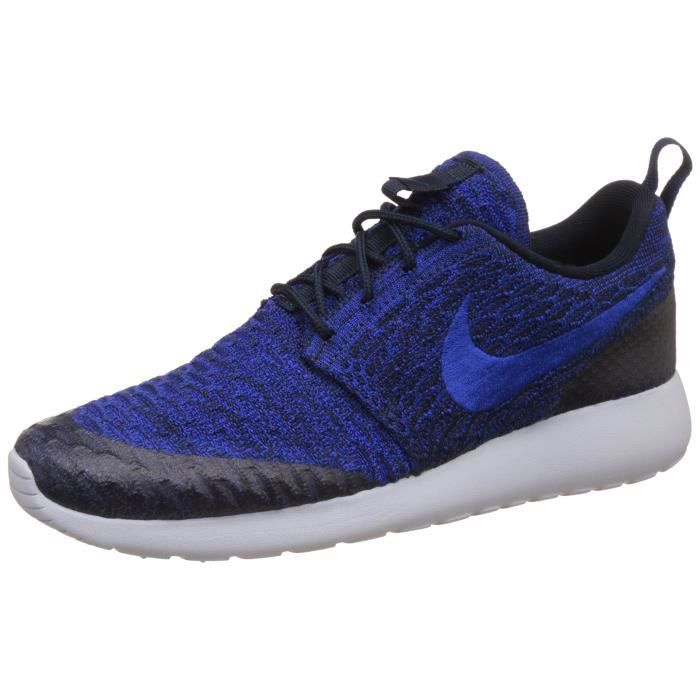 magasin en ligne 6bd78 6964a NIKE roshe one flyknit, chaussures de course pour femme 1A58IA Taille-38 1-2
