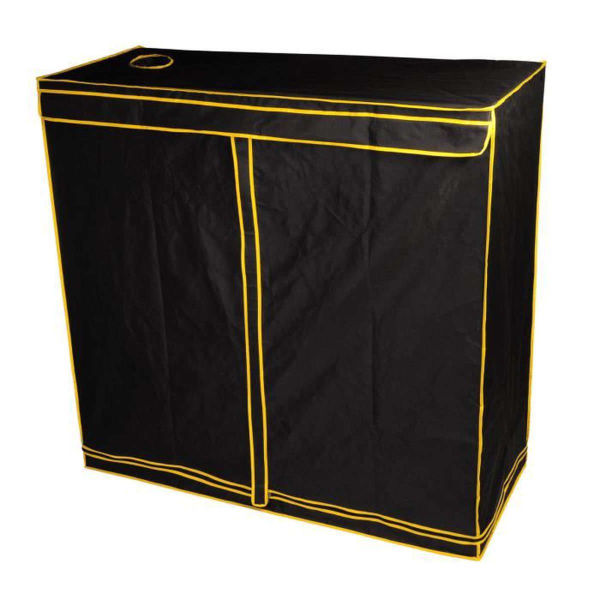 165x65x160cm chambre culture indoor jardin homebox plante grow tent dark room achat vente. Black Bedroom Furniture Sets. Home Design Ideas