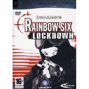 JEU PC RAINBOW SIX LOCKDOWN / JEU PC DVD-ROM
