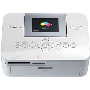 IMPRIMANTE Imprimante Photos Canon SELPHY CP1000 Blanche