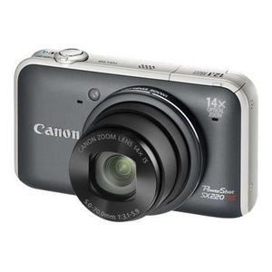 APPAREIL PHOTO COMPACT Canon POWERSHOT-SX220 Appareil photo numérique