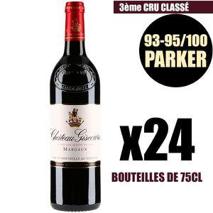 VIN ROUGE X24 Château Giscours 2016 Rouge 75 cl AOC Margaux
