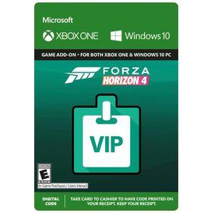 EXTENSION - CODE DLC Forza Horizon 4 : VIP Membership pour Xbox One