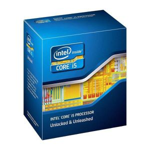 PROCESSEUR Core i5 Ivy Bridge 3570K - 3,4 GHz - Cache L3 6…