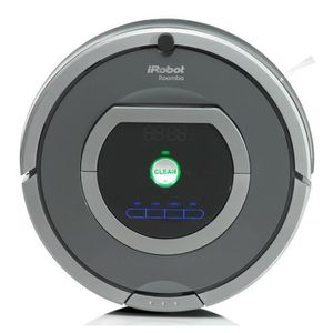 ASPIRATEUR ROBOT iROBOT Roomba 782e - Aspirateur robot - 33W - 61 d