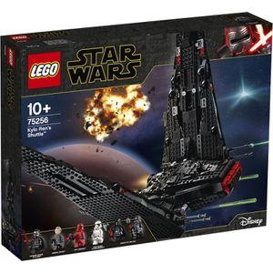 ASSEMBLAGE CONSTRUCTION LEGO® Star Wars™ 75256 La navette de Kylo Ren