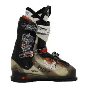 CHAUSSURES DE SKI Chaussure de Ski Dalbello voodoo noir grise et ora