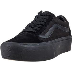 vans old skool montante femme noir