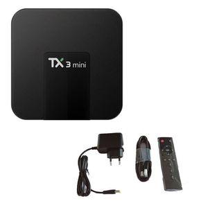 BOX MULTIMEDIA Smart TV Box Tanix TX3 Mini Android 7.1 S905W Ram