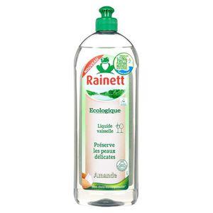 LIQUIDE VAISSELLE Rainett Liquide Vaisselle Ecologique Amande 750ml