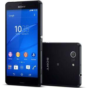 SMARTPHONE  SONY XPERIA Z3 COMPACT NOIR