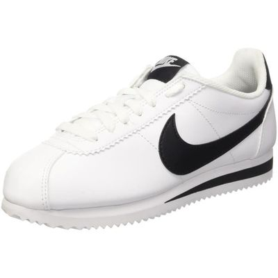 Women's Nike Cortez Wmns 40 Taille Classic Trainers 3tk10s Leather Sdwdrq