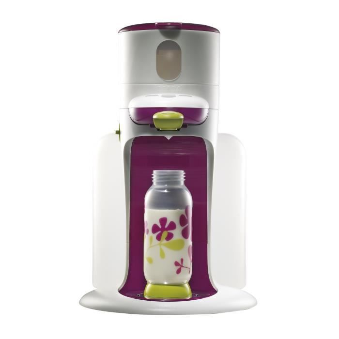 st/érilisateur 6 en 1 rapide pour nourriture Chauffe-biberon contr/ôle pr/écis de la temp/érature pour lait maternel ou formule d/égivrage sans BPA avec /écran LCD