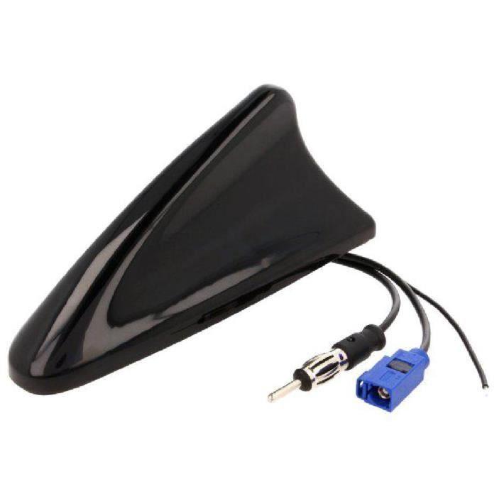 Antenne Shark AM FM GPS - DIN/ Fakra - 12VDC - Noir - ADNAuto
