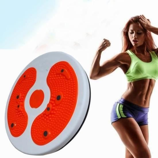 Home Fitness Figure Twister Slim Disc Foot Massage Twist Plate Conseil d'exercice