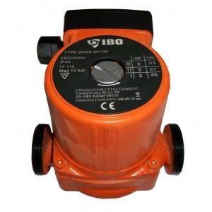Circulateur électronique OHI 15-60/130 pour chauffage central