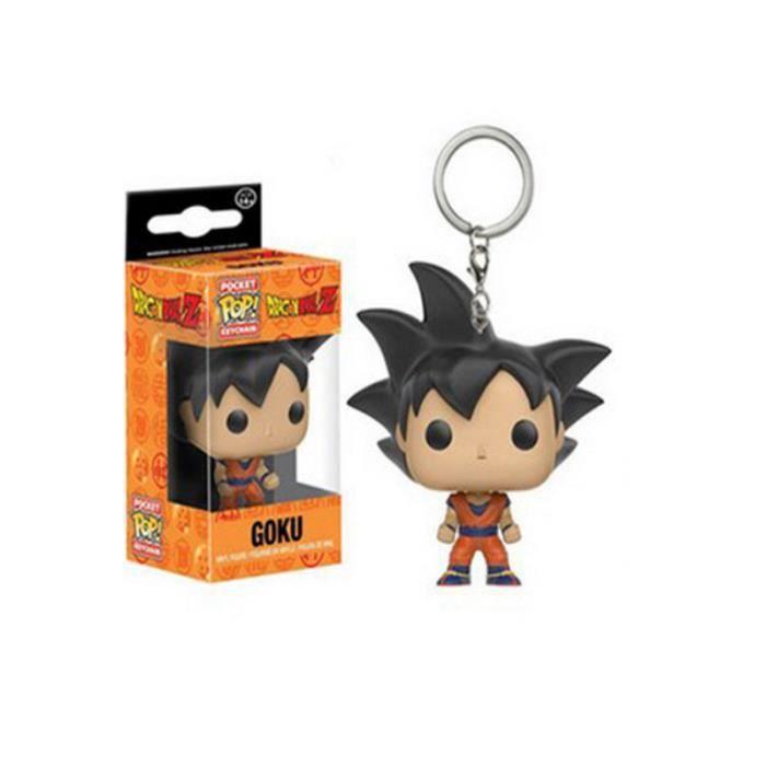 PORTE-CLES - Funko Pocket Pop! - Dragon Ball Z:Son Goku - Porte-clés YH™