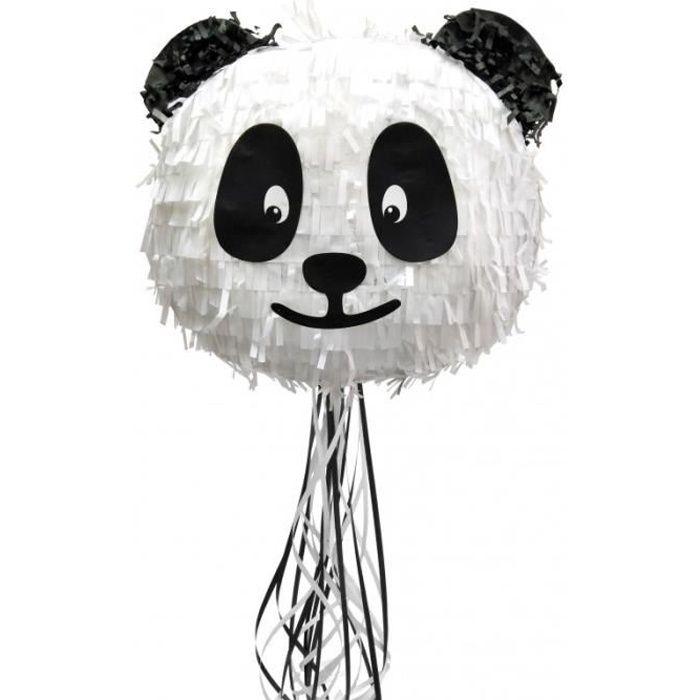 Piñata panda - 39 x 36 x 12 cm