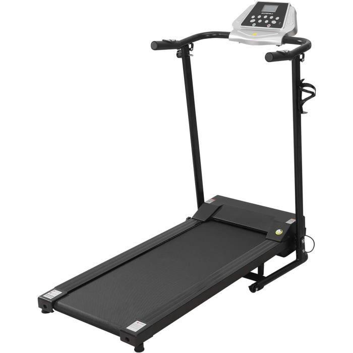 VORCOOL Smart Tapis Roulant Électrique Tapis Roulant Pliable Tapis Roulant Professionnel Maison de Matériel de Fitness Fitness[503]
