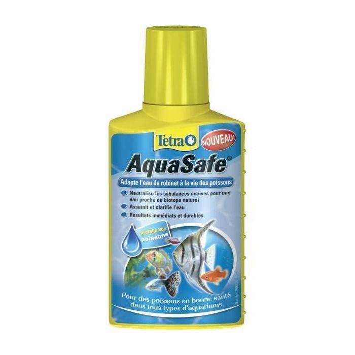 TETRA Aquasafe 100 Ml (Lot de 3)