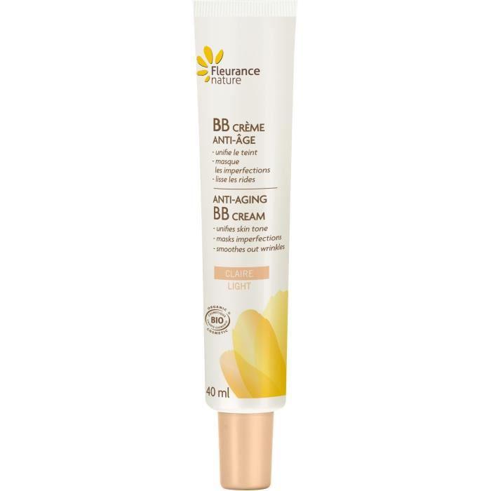 FLEURANCE NATURE BB crème anti-âge bio - Teinte claire