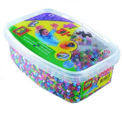 Boîtes 7000 Perles Mix