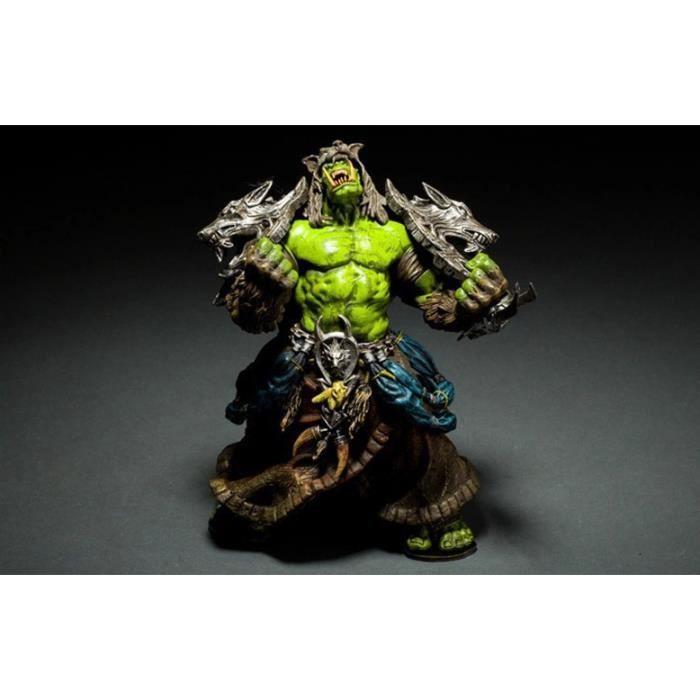 Action Figurine Orc Shaman Rehgar Earthfury Wor…