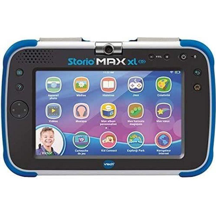 tablette éducative de 7 pouces pour Enfant Storio Max XL 2 bleu gris