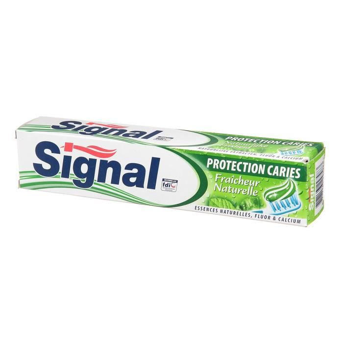SIGNAL Dentifrice Protection Caries - 75 ml