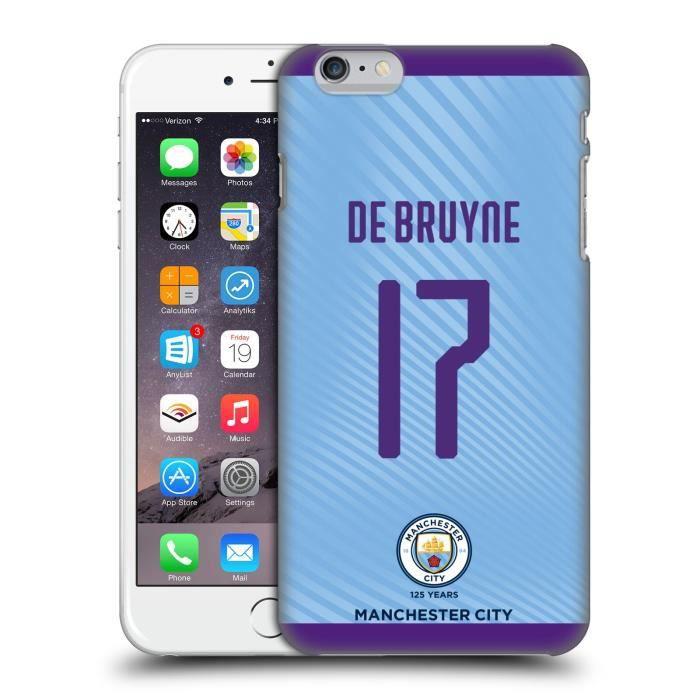 Manchester City Man City FC Kevin De Bruyne 2019-20 JOUEURS HOME ...