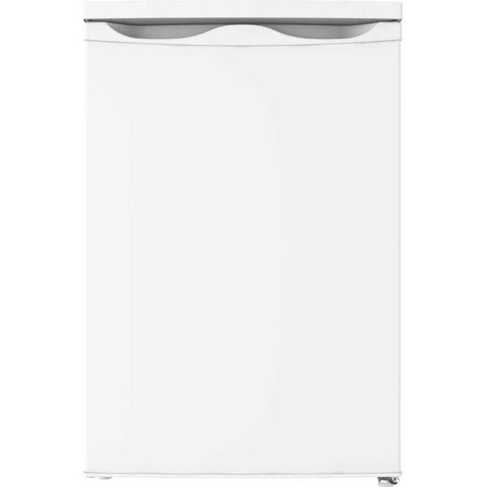 RÉFRIGÉRATEUR CLASSIQUE Réfrigérateur Table Top CURTISS QTT 120 GL2