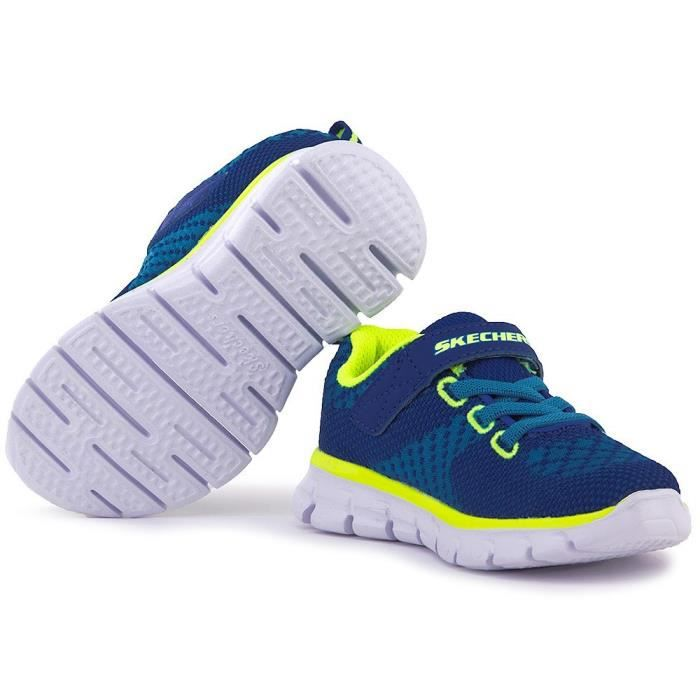 Chaussures Skechers Mini Knit