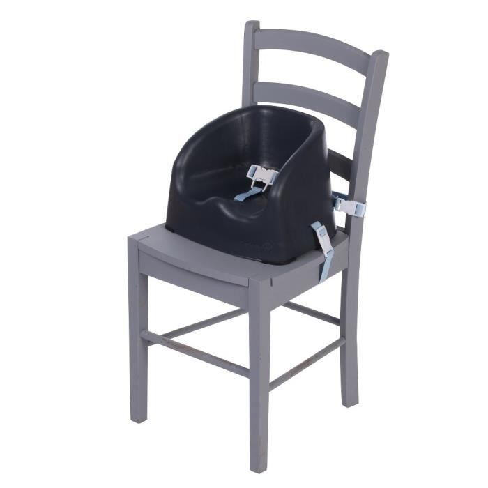 Safety 1st r hausseur de chaise essential booster grey patches gris achat vente r hausseur - Rehausseur de chaise tomy ...