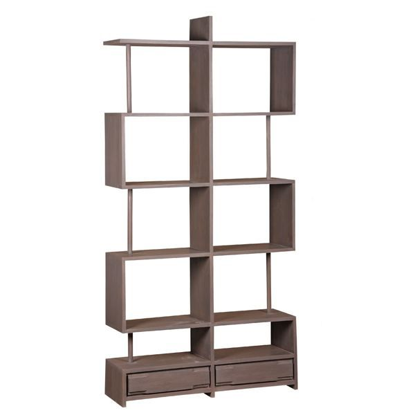 tag re orlando biblioth que 2 tiroirs achat vente. Black Bedroom Furniture Sets. Home Design Ideas